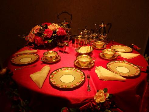 今田美奈子先生の 新宿高島屋における40年の集大成「華麗なる薔薇のおもてなし」♡。.゚。*・。♬♪*†_a0053662_17453732.jpg