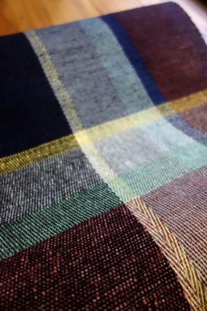 綾織りの八寸帯地・『色硝子』。_f0177373_1935318.jpg