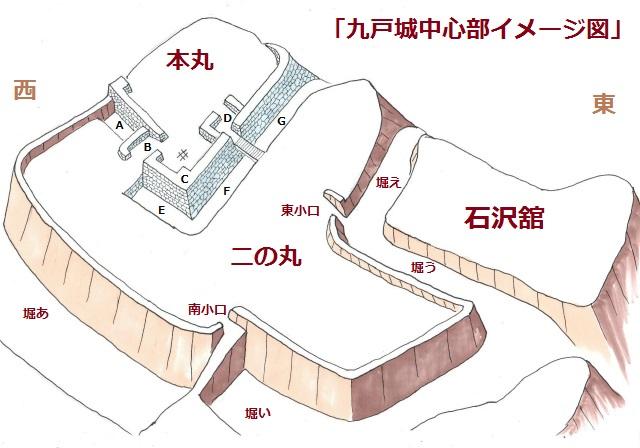1591 九戶城 二ノ丸的悲劇_e0040579_2354689.jpg
