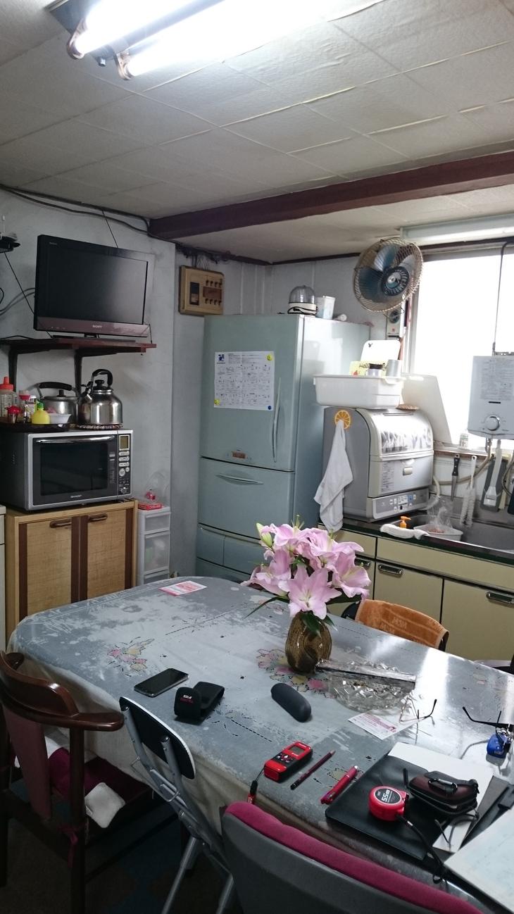 7人家族のキッチンリフォーム_a0155290_1817426.jpg