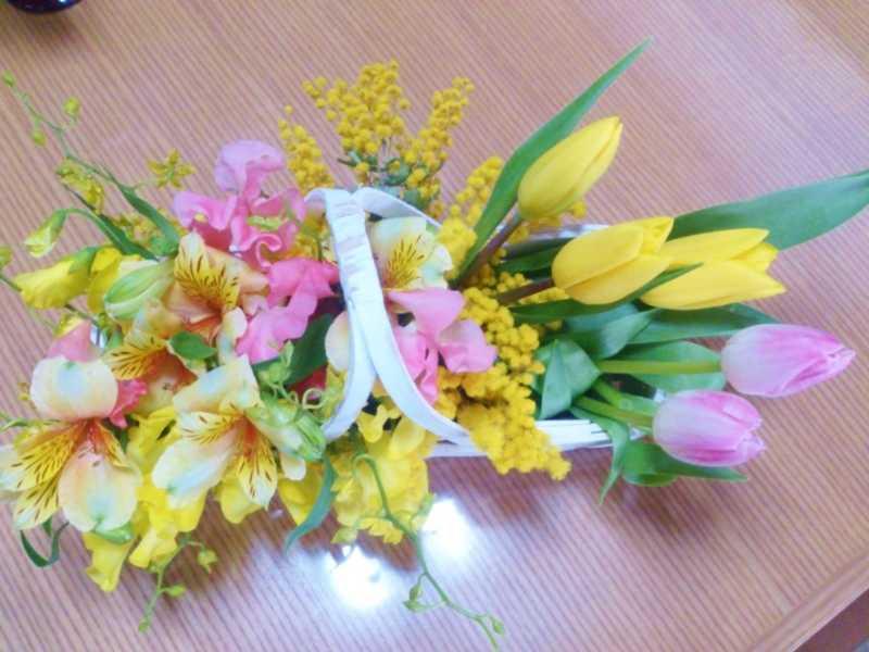 春爛漫!会員たちの今月の作品_d0339703_14573149.jpg