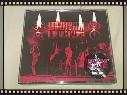 LED ZEPPELIN / BURN LIKE A CANDLE_b0042308_362653.jpg
