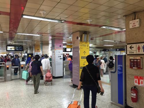 15年SWソウル  5★京東市場で勉強の成果を試してみる_d0285416_20495420.jpg