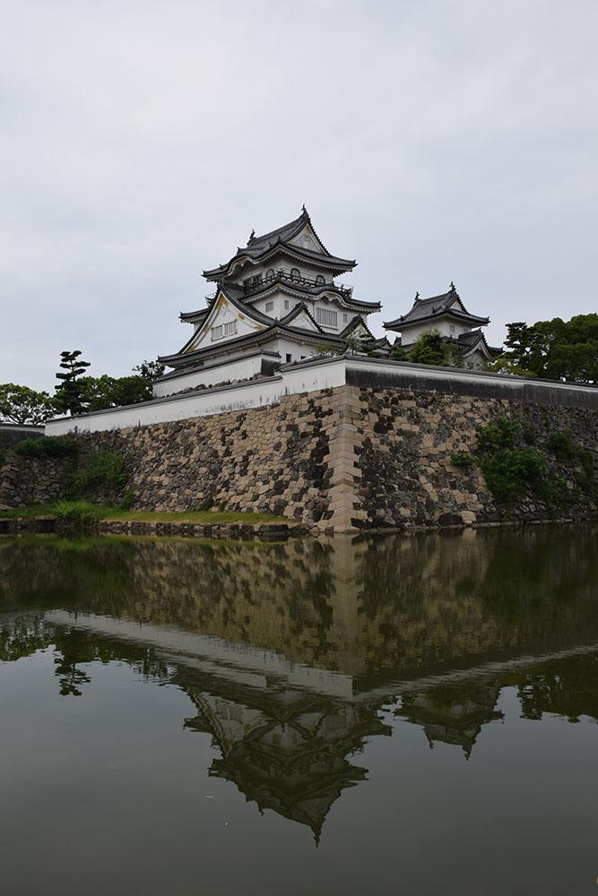 大坂の陣400年記念ゆかりの地めぐり その11 ~岸和田城跡~_e0158128_19321626.jpg