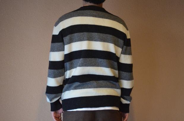 Wholegarment Border Sweater!!_c0355834_18183485.jpg