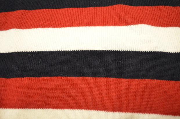 Wholegarment Border Sweater!!_c0355834_18184750.jpg