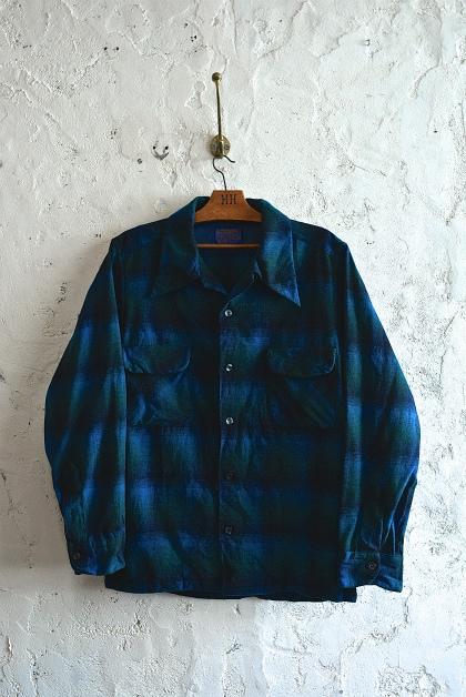 Pendleton wool shirts_f0226051_15303630.jpg