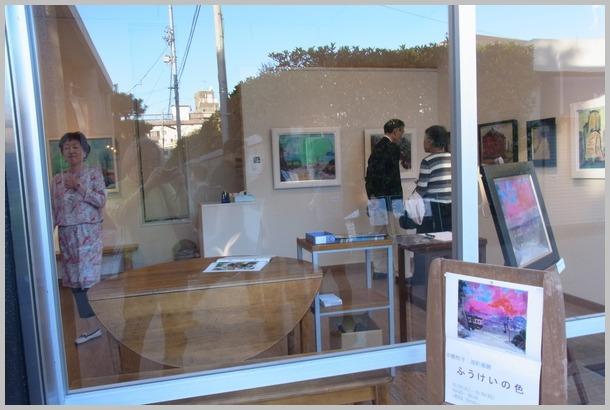中島悦子 油彩画展に行く。_a0086270_120952.jpg