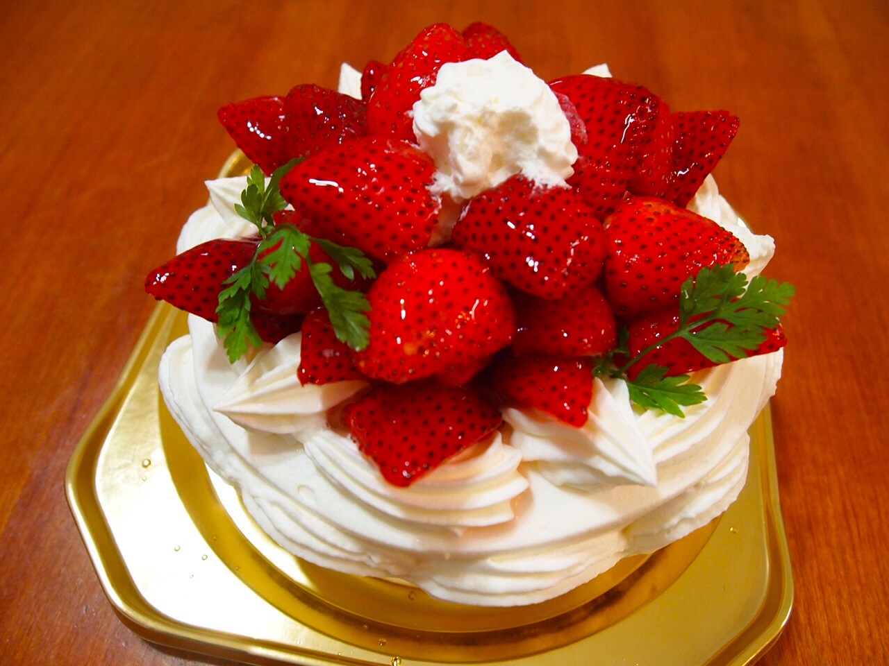 土瓶蒸しとBDケーキと_a0258686_7562565.jpg