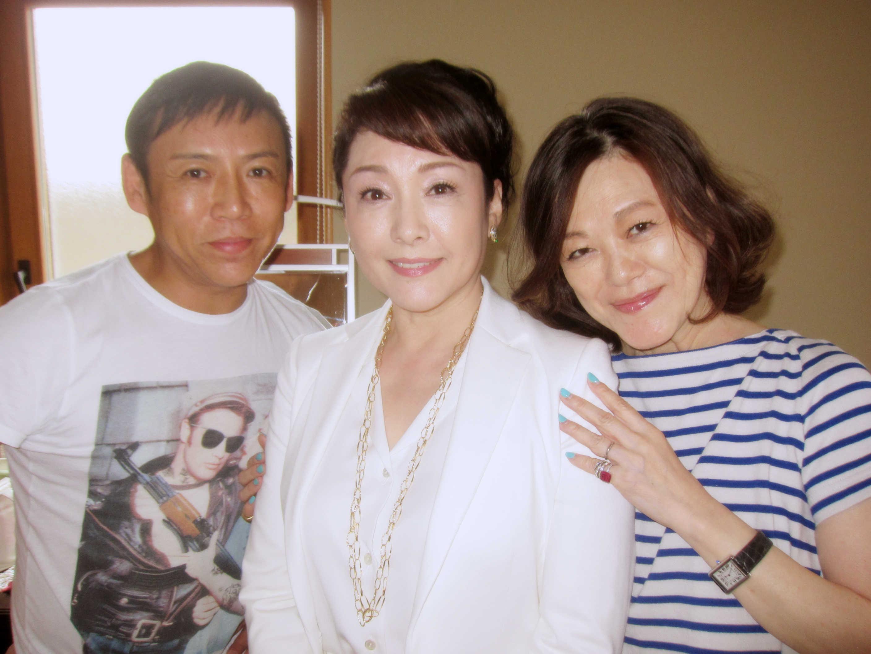 美しき松坂慶子姫と撮影♪_d0339889_11554525.jpg