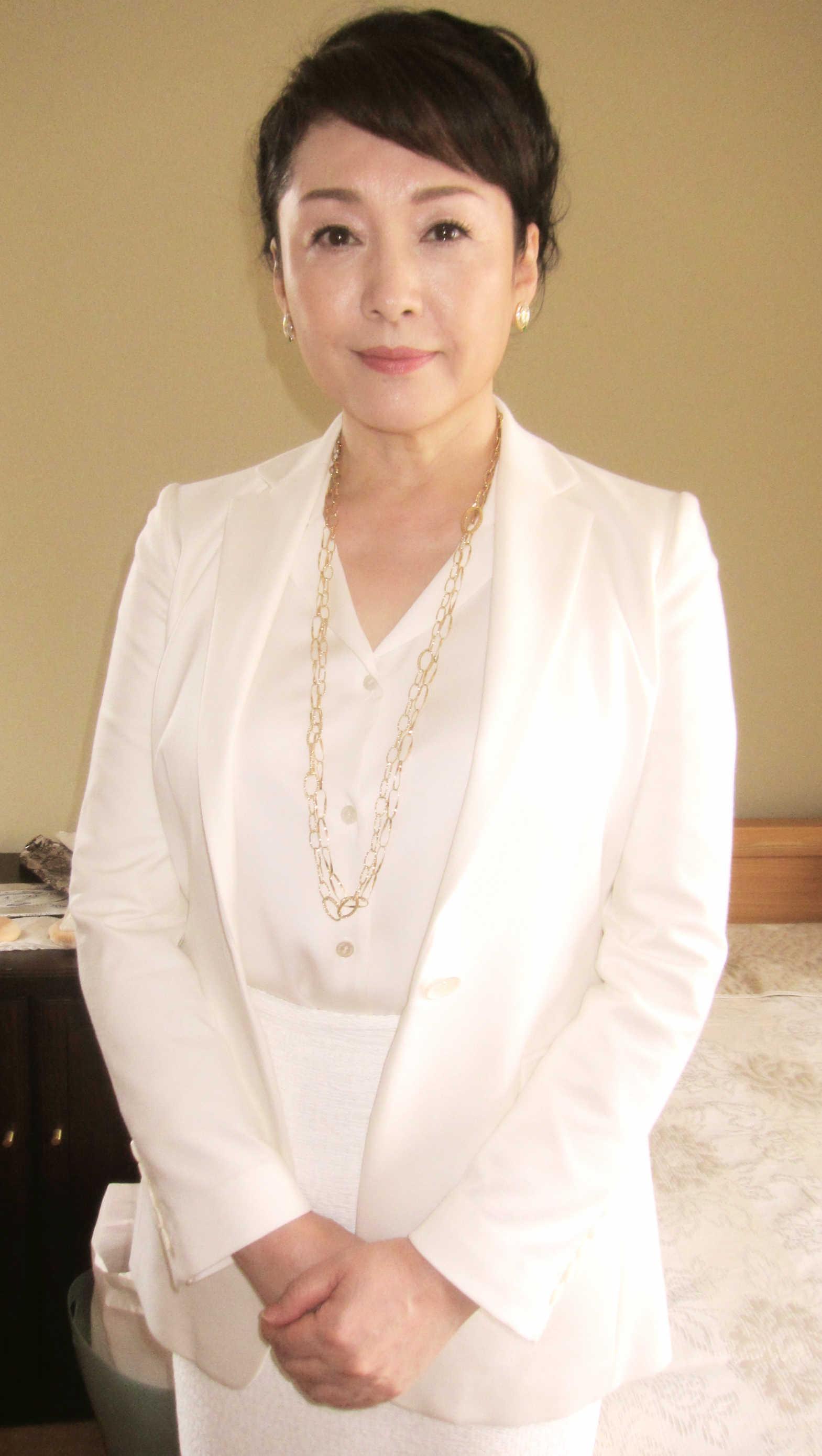 美しき松坂慶子姫と撮影♪_d0339889_11554535.jpg