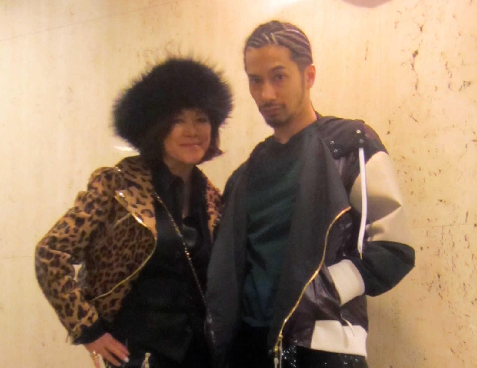 HUNTER Party@東京タワースタジオ♪_d0339889_11565802.jpg