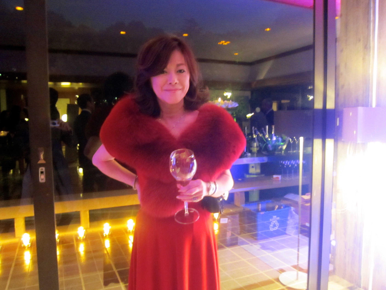フランチャコルタ ワイン レセプション@イタリア大使館♪_d0339889_11581218.jpg