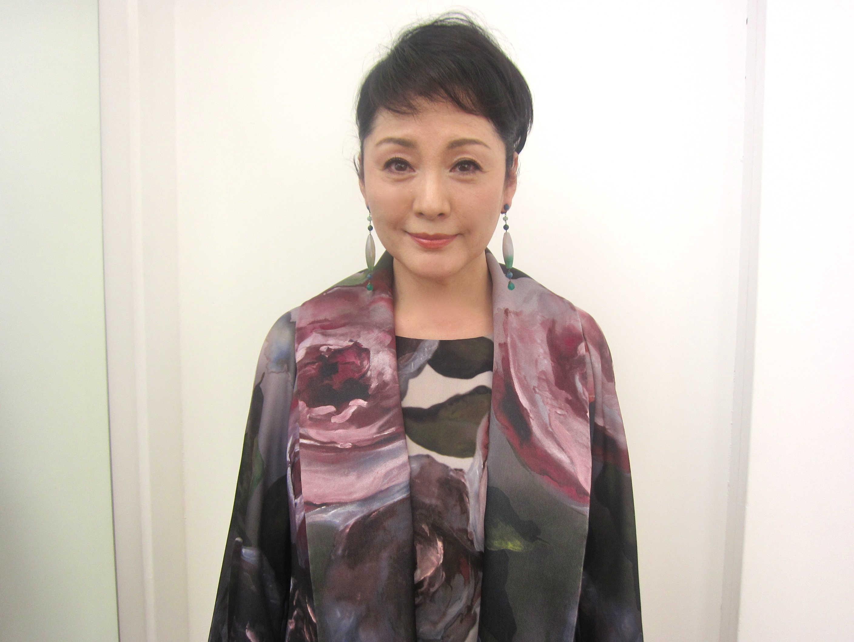 松坂慶子さんと美しいお仕事♪_d0339889_11584846.jpg