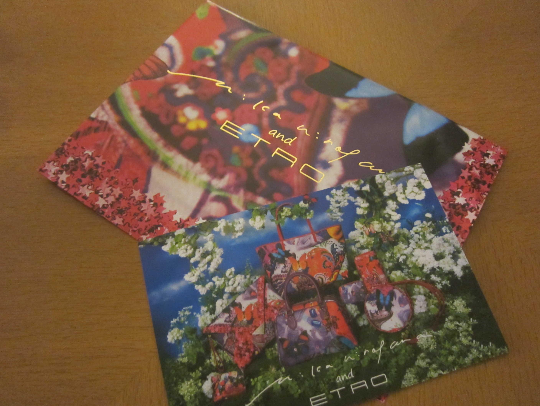 "Mika Ninagawa and ETRO""Eden""レセプション Party♪_d0339889_12013456.jpg"