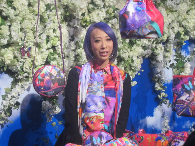 "Mika Ninagawa and ETRO""Eden""レセプション Party♪_d0339889_12013572.jpg"