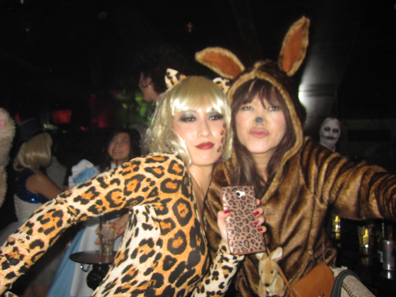 Halloween Partyはどんどん盛り上がるー♪_d0339889_12024219.jpg