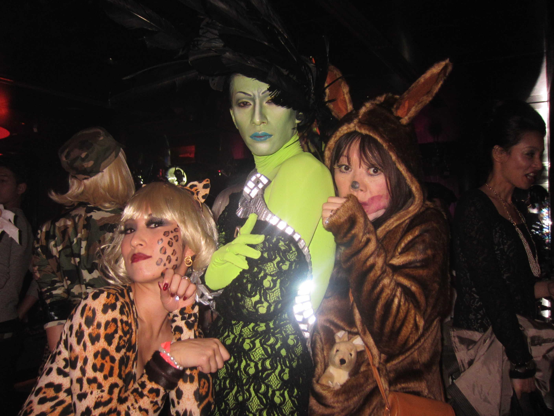 Halloween Partyはどんどん盛り上がるー♪_d0339889_12024269.jpg