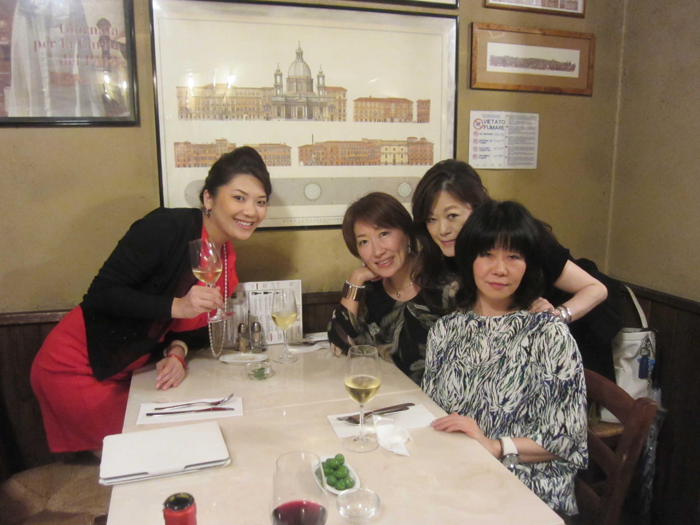 女友達との楽しい夜♪_d0339889_12031334.jpg