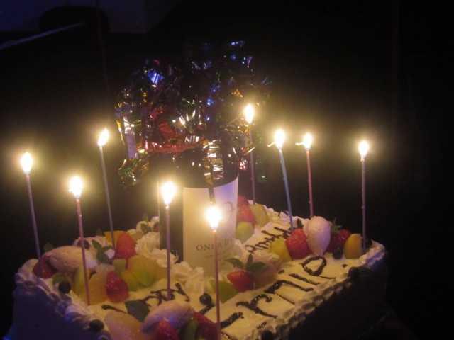 アメカジな Birthday Party♪_d0339889_12035175.jpeg