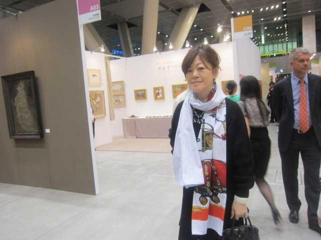 ART FAIR TOKYO 2013♪_d0339889_12041260.jpeg