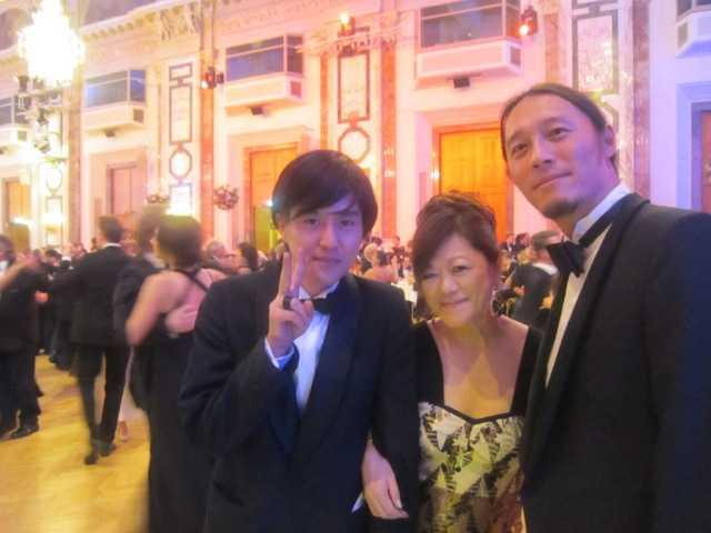 ウィーン 大舞踏会♪_d0339889_12041908.jpeg