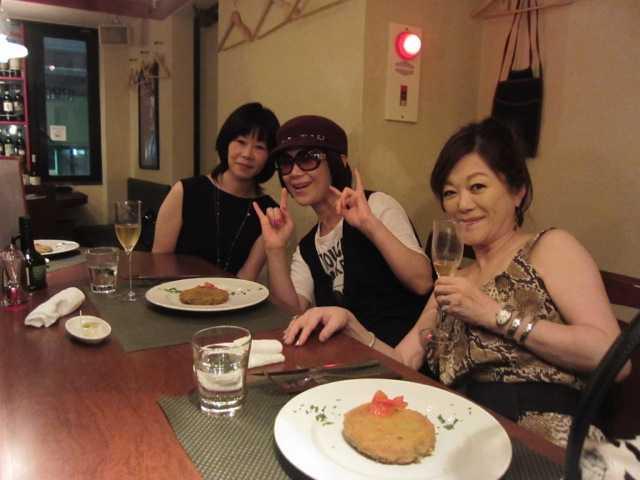 大人女子な食事会♪_d0339889_12050078.jpeg