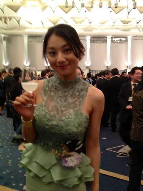 日本アカデミー賞授賞式♪_d0339889_12054362.jpeg