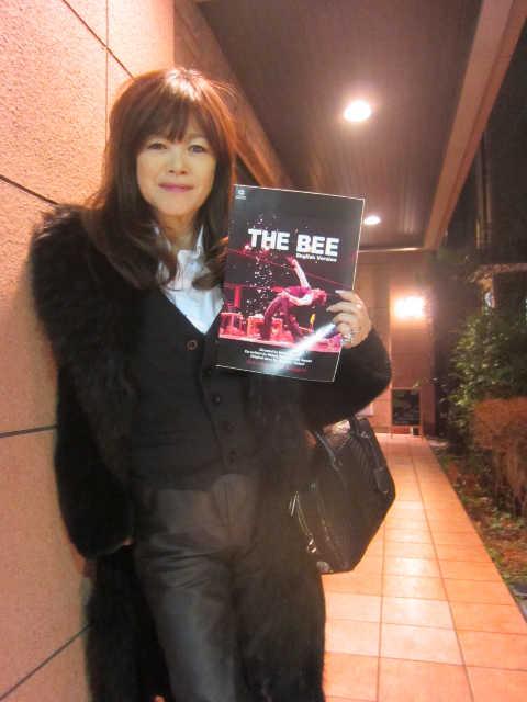 『THE BEE』♪_d0339889_12054454.jpg
