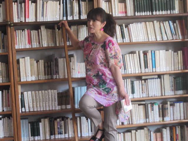 岩崎宏美姫とおフランス♪_d0339889_12055047.jpg