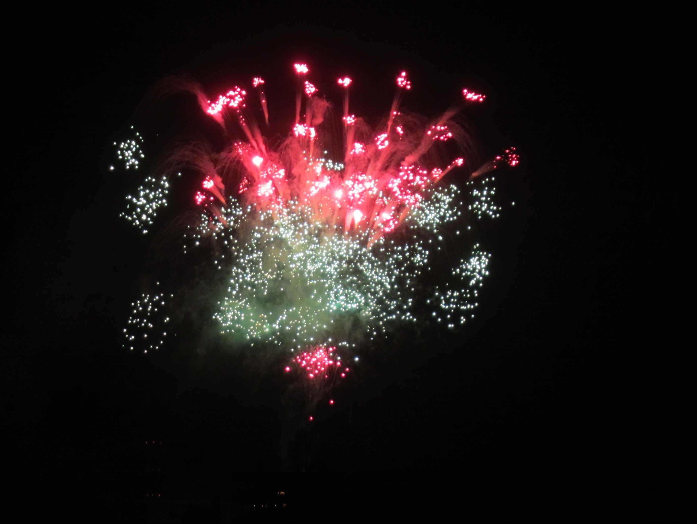 神宮の花火を満喫したどー♪ ~Part2~_d0339889_12064302.jpg