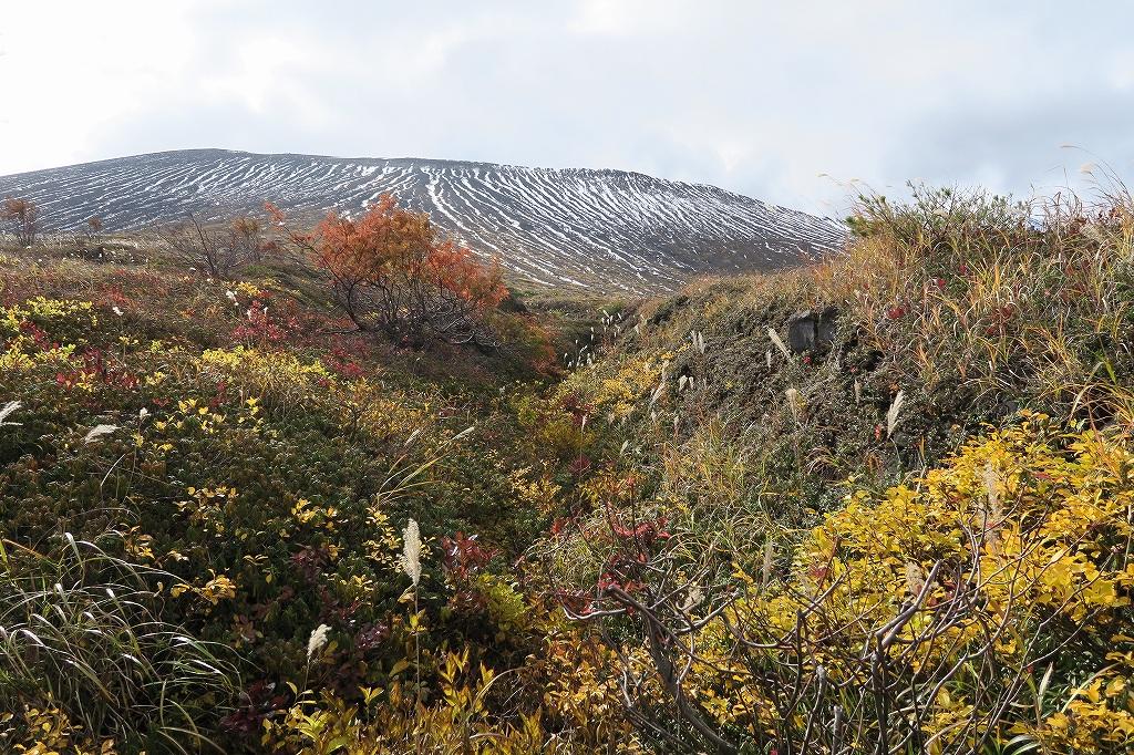 樽前山、10月15日_f0138096_21411045.jpg