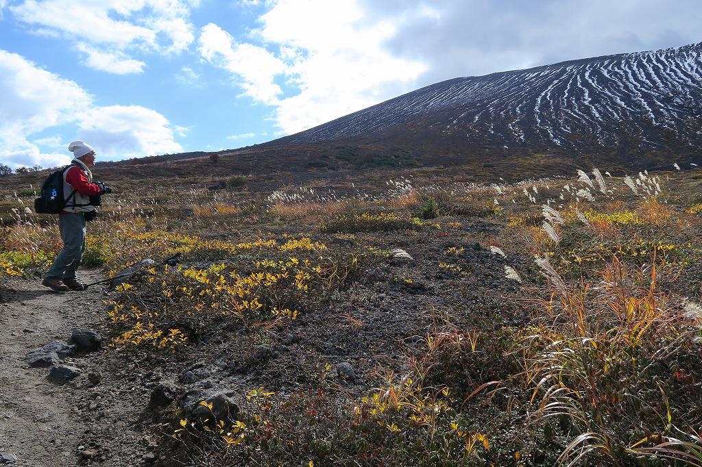 樽前山、10月15日_f0138096_21413177.jpg