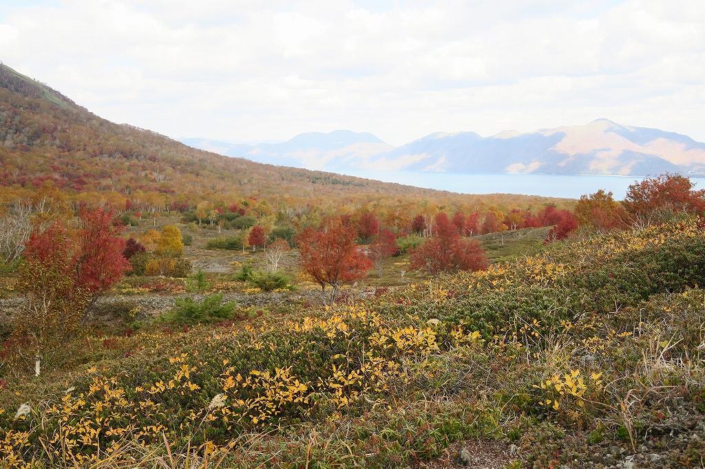 樽前山、10月15日_f0138096_2141503.jpg