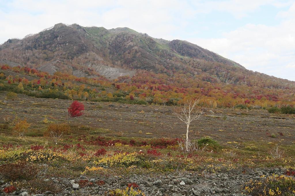 樽前山、10月15日_f0138096_2142087.jpg
