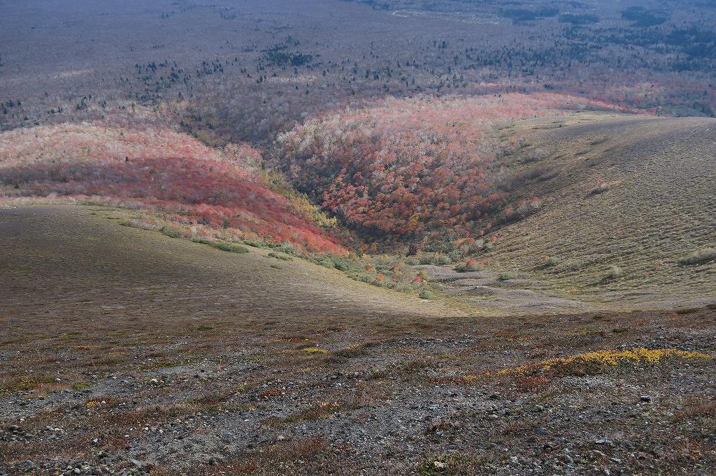 樽前山、10月15日_f0138096_21432175.jpg
