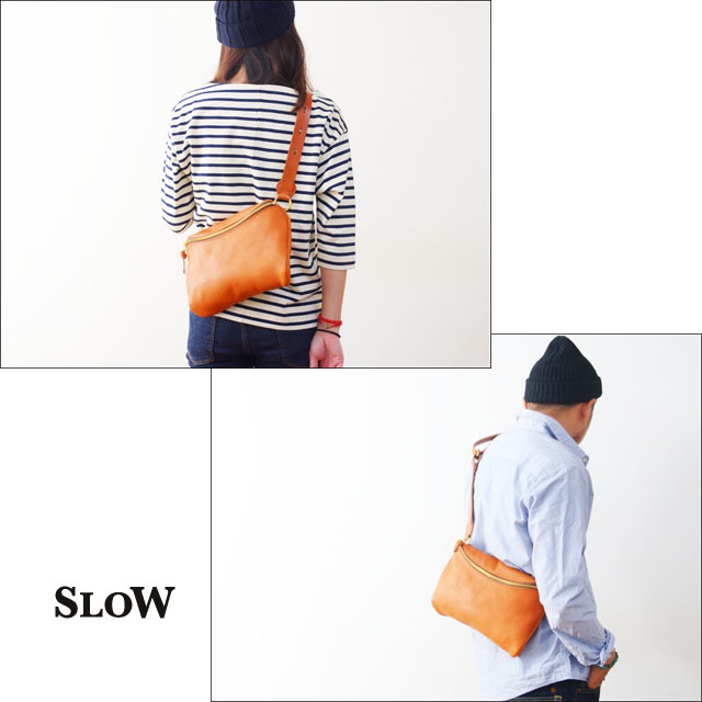 SLOW [スロウ]BONO waist bag [49S54E] MEN\'S/LADY\'S_f0051306_11523501.jpg