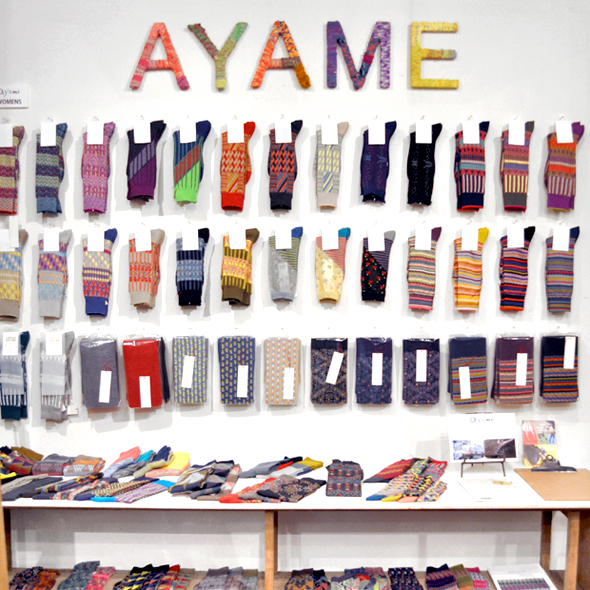 「Ayame\' 2015 AW Collection Fair」始まりました!_d0193211_15561458.jpg