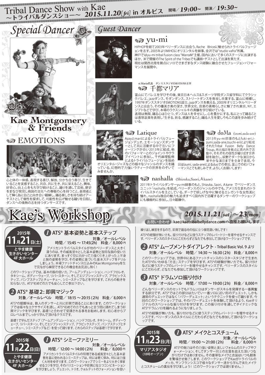 Kae先生WS ご案内(第2日目 11月22日)_c0201916_15572265.jpg