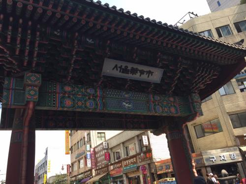 15年SWソウル  5★京東市場で勉強の成果を試してみる_d0285416_22025228.jpg