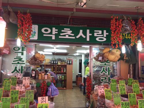 15年SWソウル  5★京東市場で勉強の成果を試してみる_d0285416_22025310.jpg