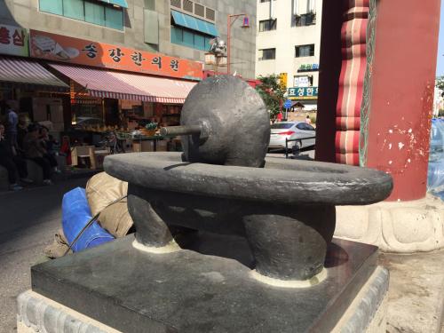 15年SWソウル  5★京東市場で勉強の成果を試してみる_d0285416_22025339.jpg