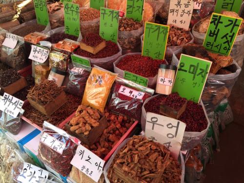 15年SWソウル  5★京東市場で勉強の成果を試してみる_d0285416_22025426.jpg