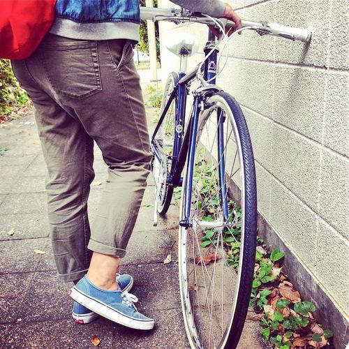 2016 FUJI BALLAD バラッド fuji フジ 女子 おしゃれ自転車 クロスバイク_b0212032_181486.jpg