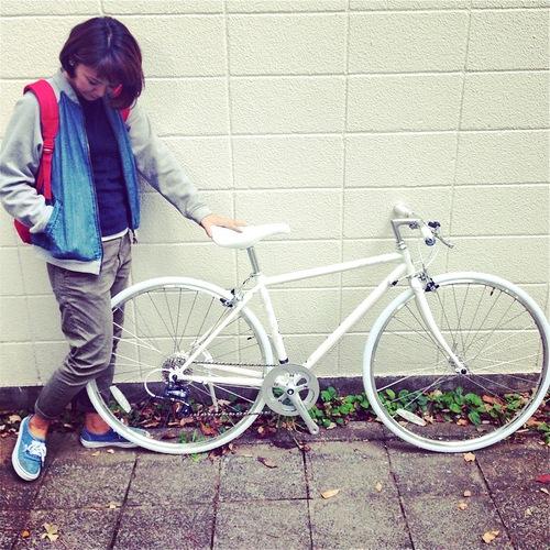 2016 FUJI BALLAD バラッド fuji フジ 女子 おしゃれ自転車 クロスバイク_b0212032_1815795.jpg