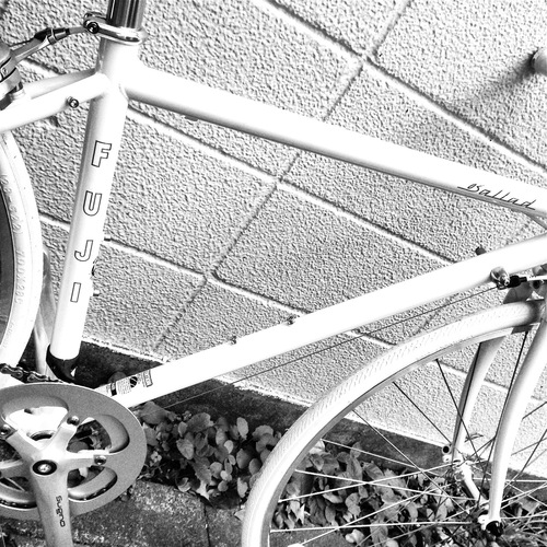 2016 FUJI BALLAD バラッド fuji フジ 女子 おしゃれ自転車 クロスバイク_b0212032_1820513.jpg