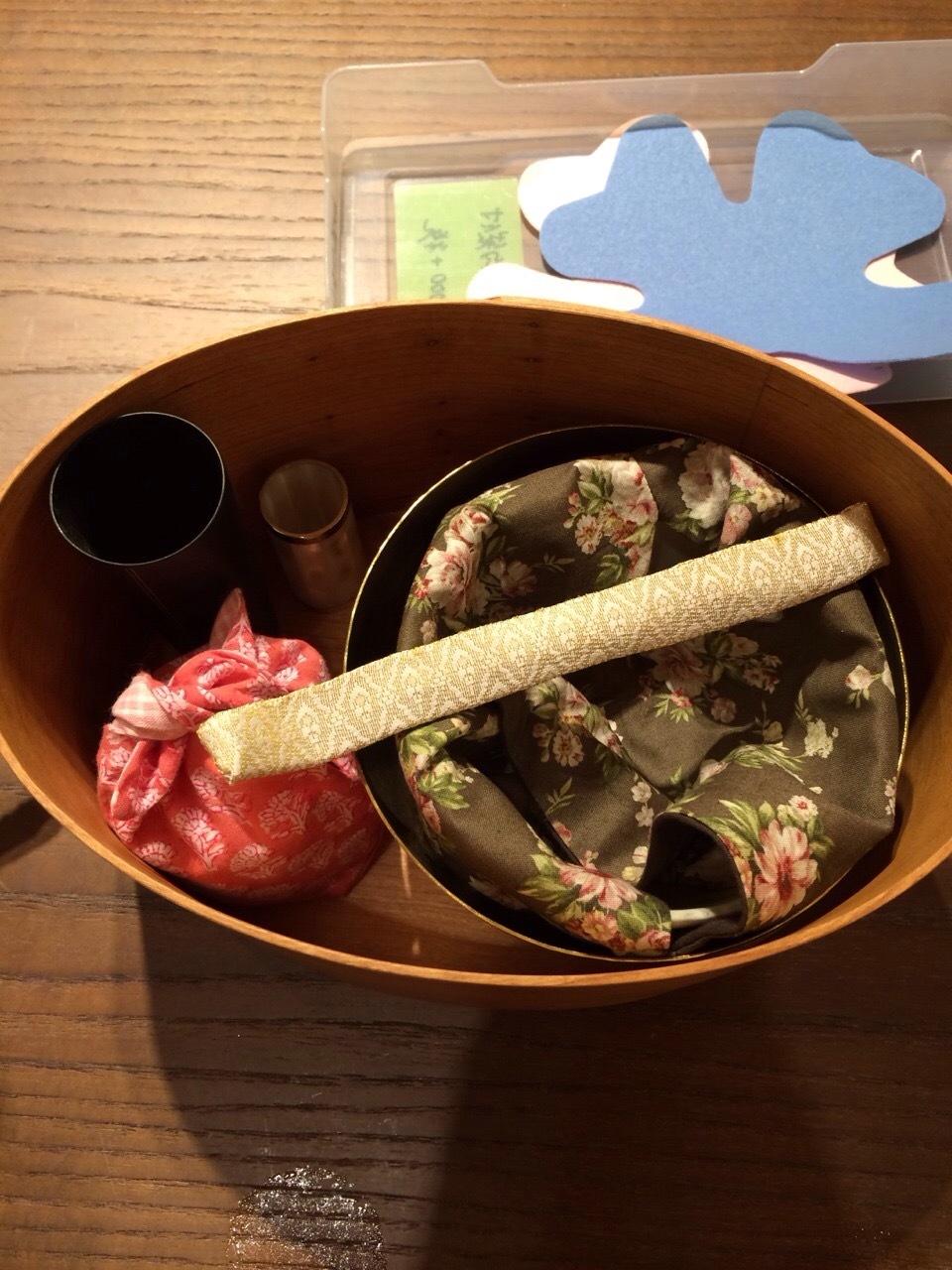 ISETAN Tea Box Demonstration_d0334837_08220303.jpg