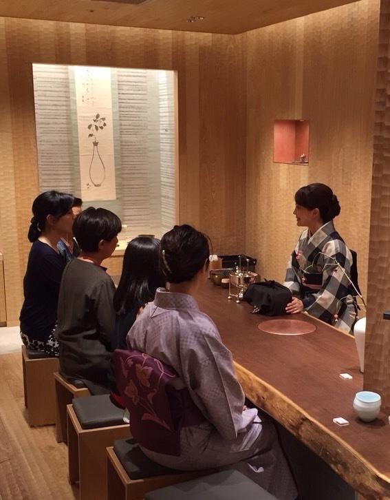 ISETAN Tea Box Demonstration_d0334837_08254397.jpg