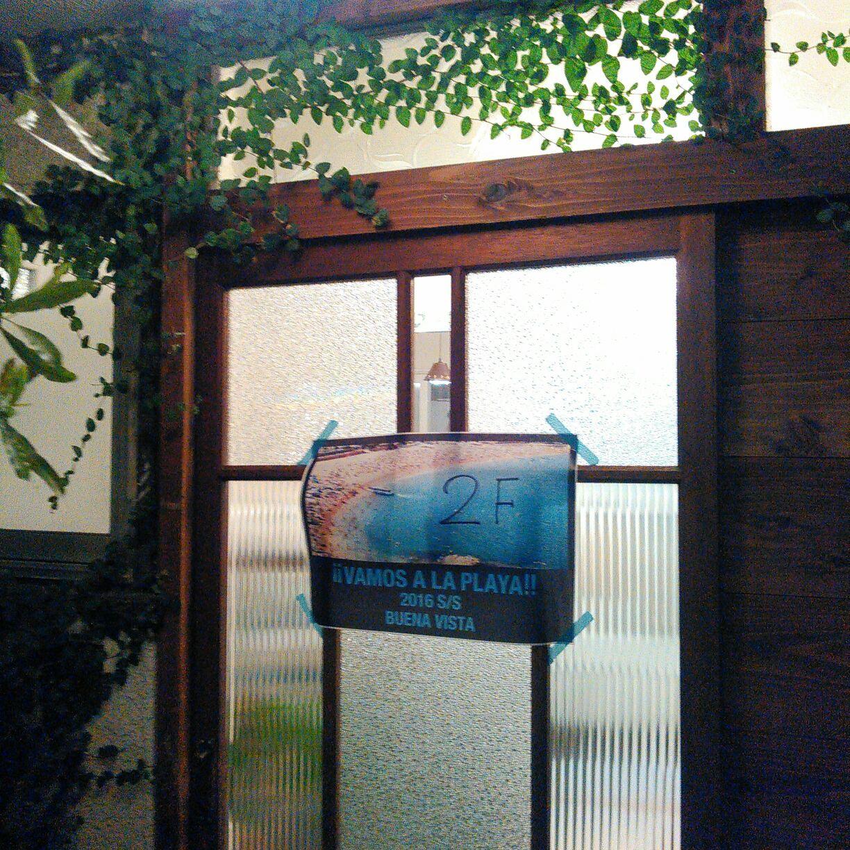 BUENA VISTAの展示会に行って来た。_d0100143_1925574.jpg
