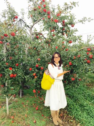 真っ赤ないわて林檎〜地域農業を守る&食の安全安心〜_b0199244_08561629.jpg